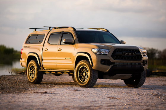 C4 Tacoma Rock Sliders 2016+
