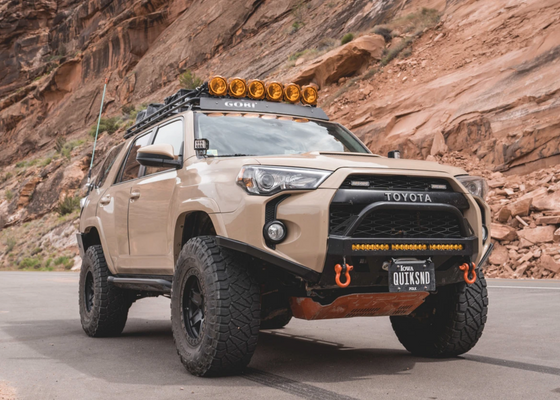 C4 Runner Lo Pro Bumper High Additions 2014+