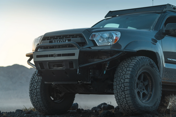 C4 Tacoma Hybrid Front Bumper 2012-2015