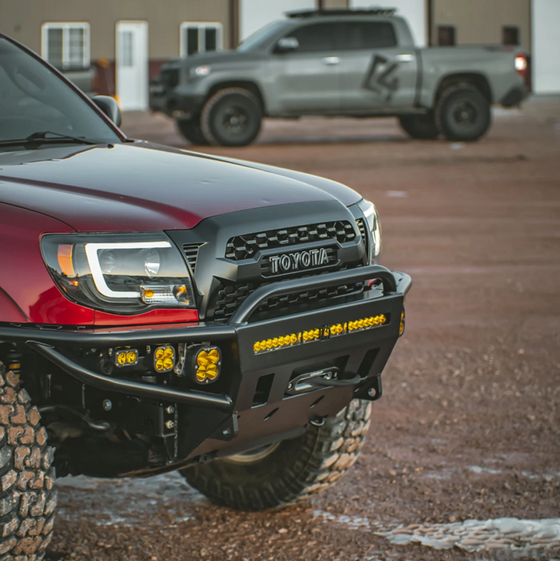 C4 Tacoma Hybrid Front Bumper 2005-2011