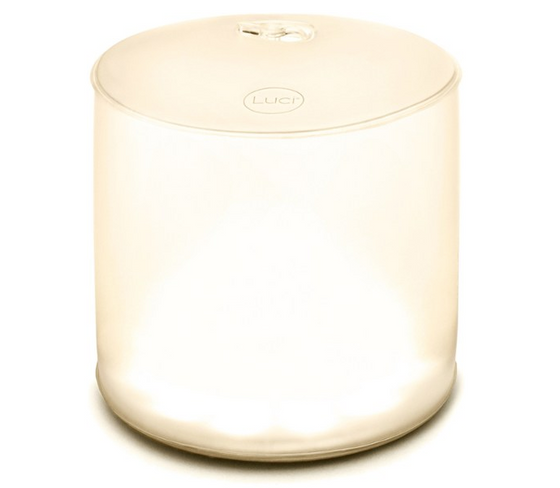 Luci Lux Inflatable Solar Lantern - Vancouver, BC