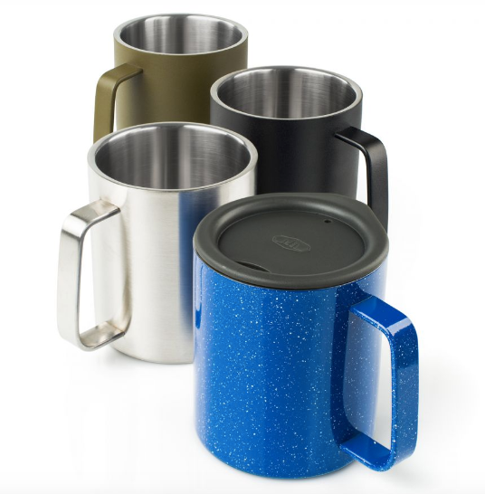 GSI Glacier Stainless Camp Cup - Overland Outfitters