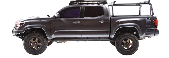 Leitner Designs Toyota Tacoma Forged Active Cargo System