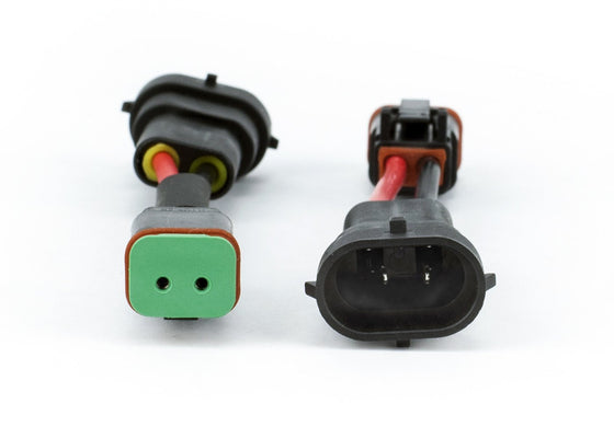 Cali Raised Fog Light Pod Connectors - CANADA