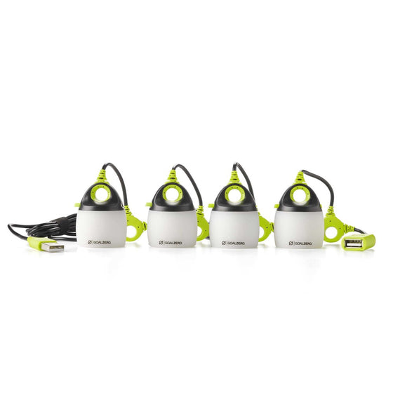 LIGHT-A-LIFE MINI 4-PACK WITH SHADES