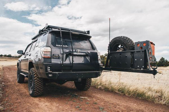 C4 Fabrication Hatch Ladder - Overland Outfitters