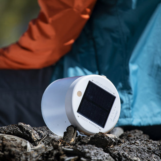 Luci Inflatable Smart Solar Light + Mobile Charger