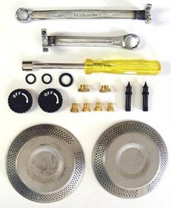 Partner Steel Stove Repair Kit - Canada