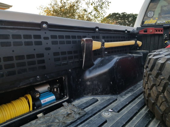 Cali Raised Toyota Tacoma Bed Molle System - CANADA