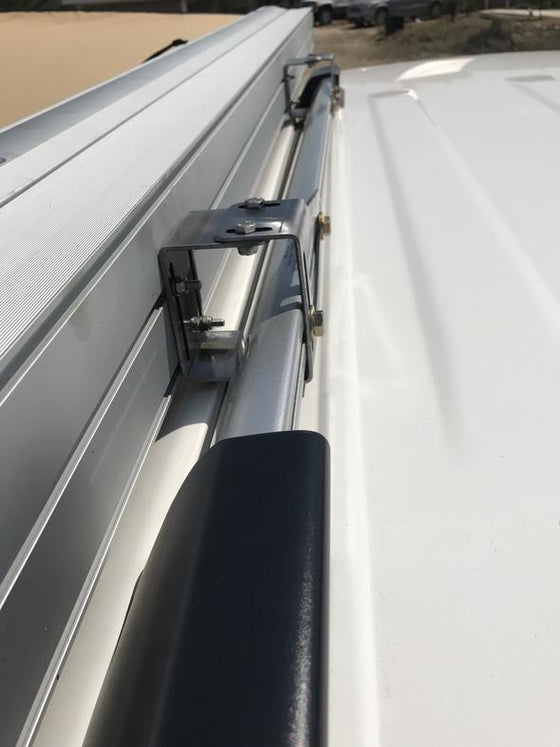 Toyota 4Runner Awning Mount for Factory Roof Rail