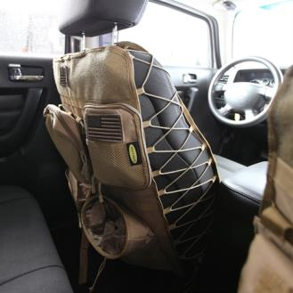 Smittybilt G.E.A.R. Universal Truck Seat Cover - Overland Outfitters
