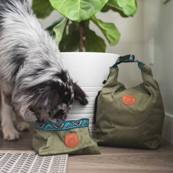 Wilderdog Dog Food Travel Bag - Overland Outfitters