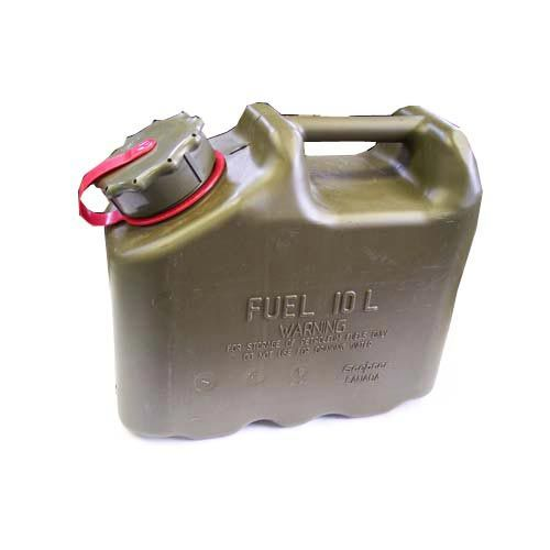 Scepter Military Fuel Can 10L