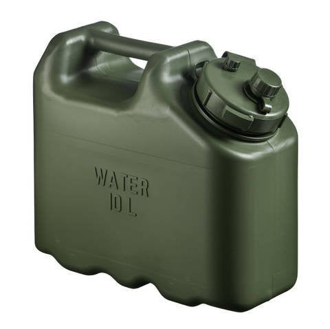 Scepter Military Water Canister 10L - Green