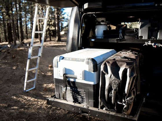 Front Runner 2007 to Current Jeep JKU (4 Door) Cargo Slide