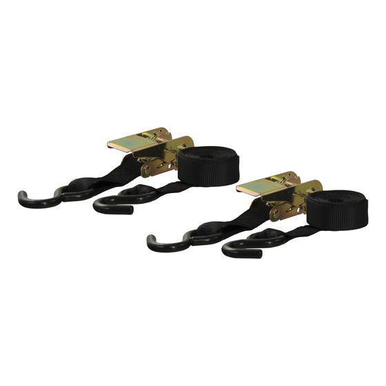 Curt 500lb Ratchet Strap (Pair)
