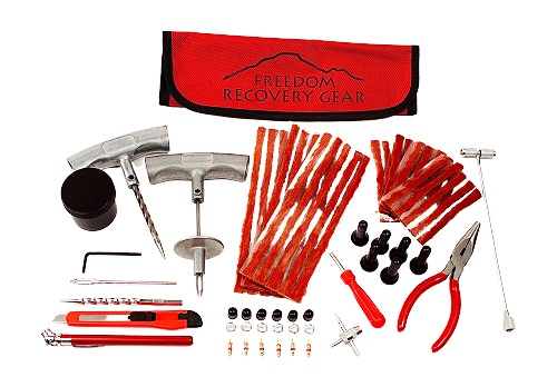Freedom Recovery Gear Tubeless Tire Repair Kit