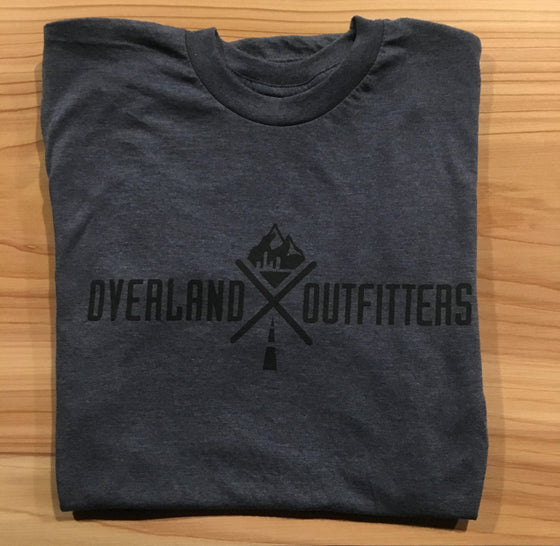 Overland Outfitters T-Shirt Navy Heather