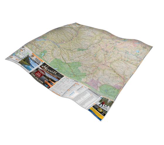 BRMB Waterproof Maps