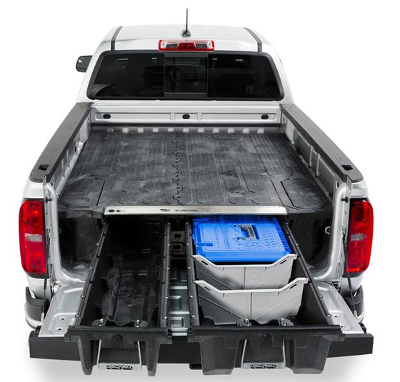 Decked Nissan Frontier Bed Organizer - Vancouver, BC
