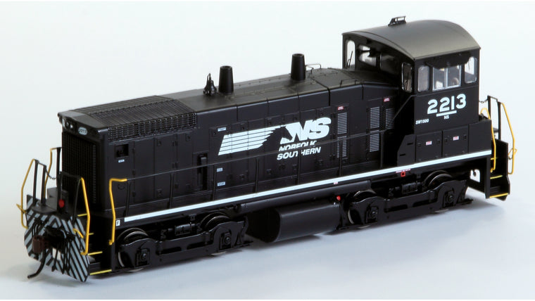 HO SW1500 DCC Ready - Norfolk Southern #2213 by ATHEARN