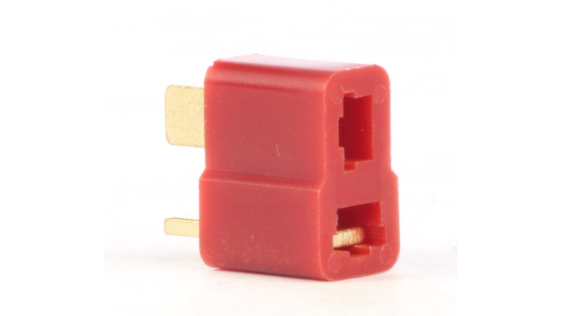 Female Deans T-Type Connector (Battery Side, each)