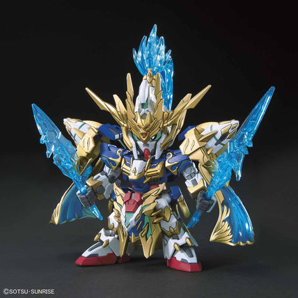 SD Sangoku Zhao Yun 00 Gundam & Blue Dragon