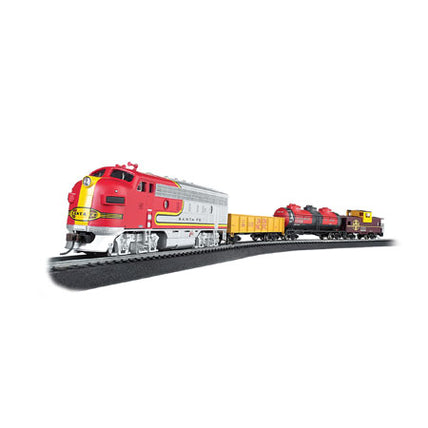 HO Canyon Chief set by BACHMANN