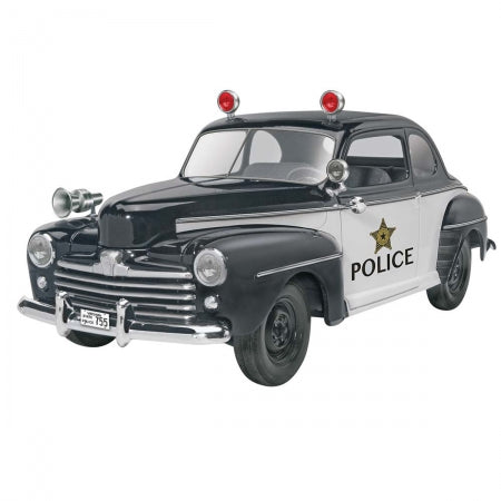 1/25 1948 Ford Police Coupe