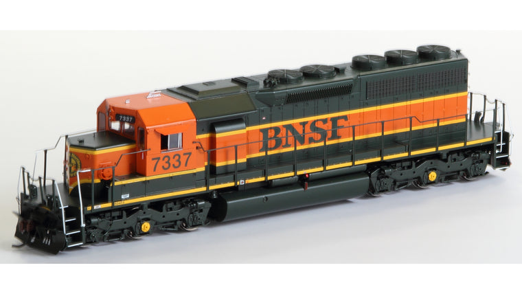 HO SD40 DCC Ready - BNSF #7337 by ATHEARN