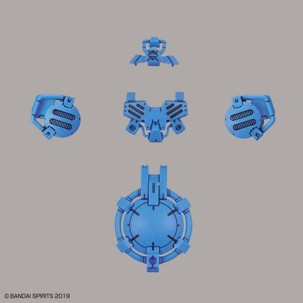 30MM Special Forces Option Armor for Portanova Light Blue