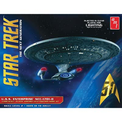 Star Trek The Next Generation USS Enterprise 1701-D
