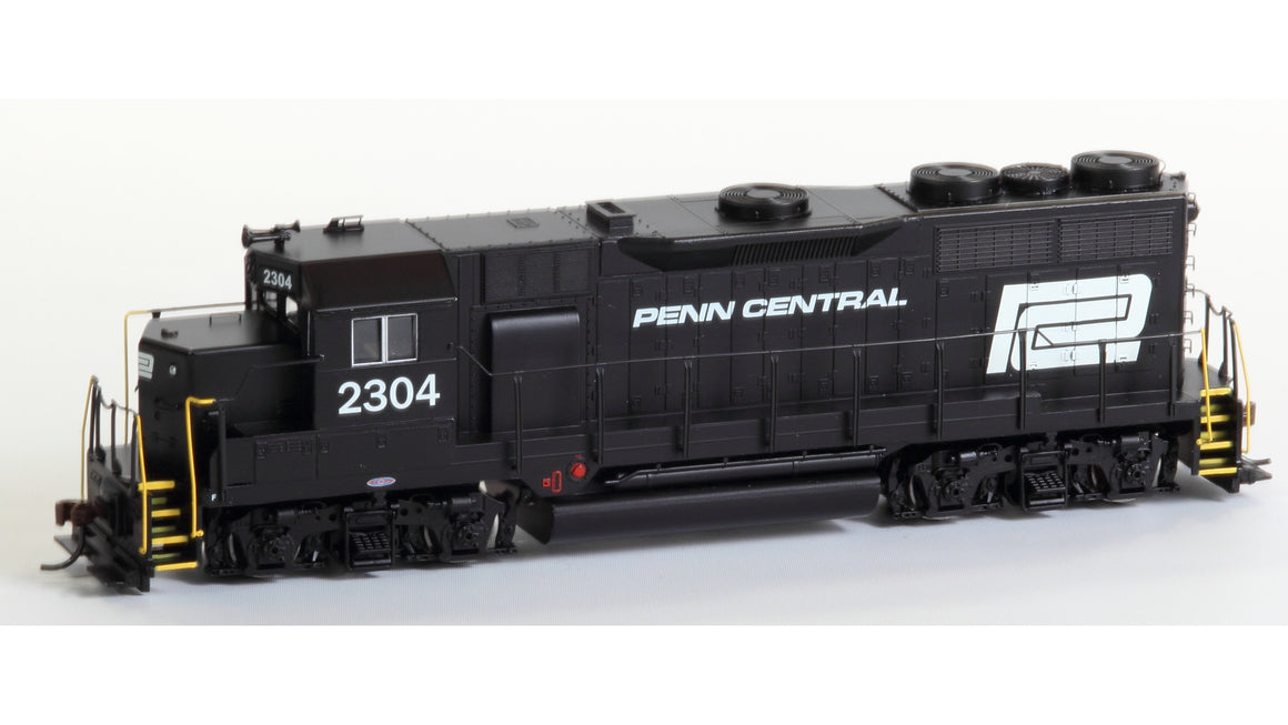 HO GP35 DCC Ready - Penn Central #2304 by ATHEARN