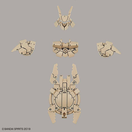 30MM Close Quarters Combat Option Armor for Portanova Sand