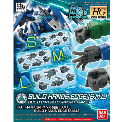 Build Hands Edge [S,M,L]