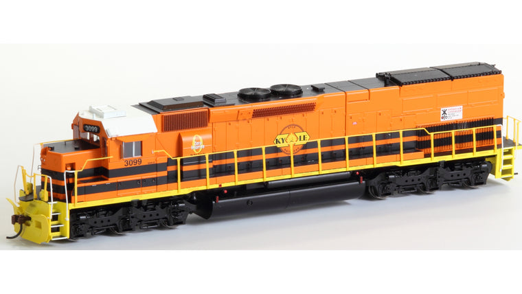 HO SD45ST-2 DCC Ready - KYLE #3099 by ATHEARN