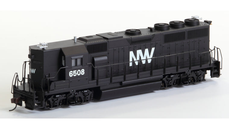 HO GP-50 DCC Equipped - Norfolk & Western #6508 by BACHMANN