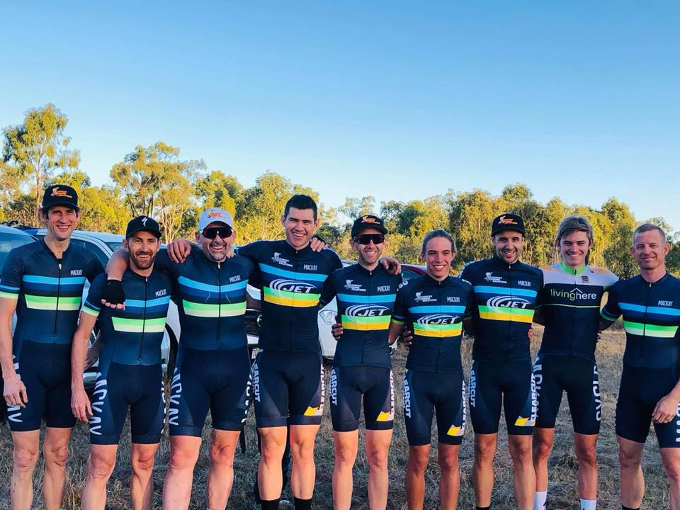 Mackay Cycling Development Team : Great Northern Tour 2019