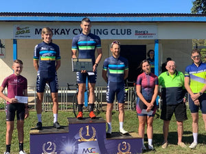 Mackay Cycling Club - Corry Shield