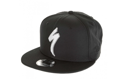 New Era 9fifty Snapback Hat S-Logo Blk Osfa