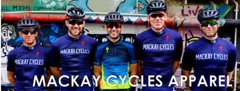 MACKAY CYCLES APPAREL