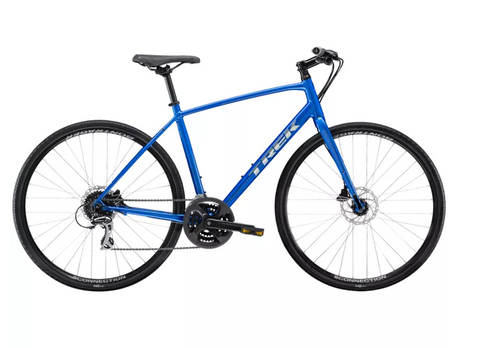 FX 2 DISC BLUE - Mackay Cycles - [product_SKU] - TREK