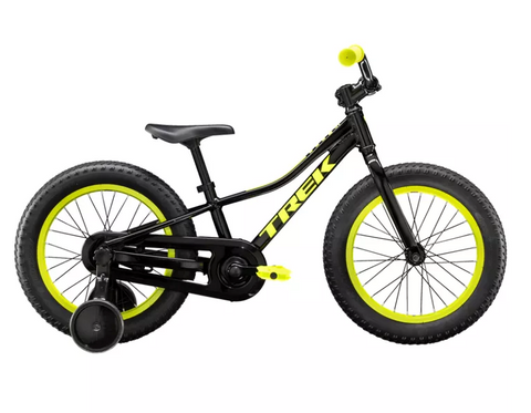 PRECALIBER TREK 16 inch Boys BLK - Mackay Cycles - [product_SKU] - TREK
