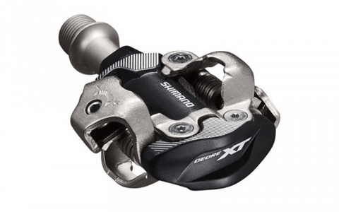 PD−M8100 SPD PEDALS DEORE XT RACE/XC - Mackay Cycles - [product_SKU] - Shimano