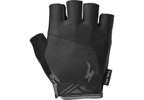 Bg Dual Gel Glove Sf Blk