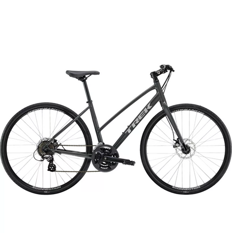 FX 1 STAGGER DISC GRAY - Mackay Cycles - [product_SKU] - TREK