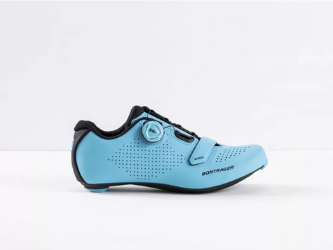 Shoe Bontrager Velocis Women California Blue Sky - Mackay Cycles - [product_SKU] - Bontrager