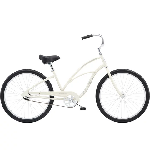 CRUISER 1 LADIES' 26 WHITE - Mackay Cycles - [product_SKU] - TREK