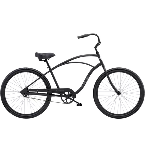 CRUISER 1 MEN'S BLACK - Mackay Cycles - [product_SKU] - TREK