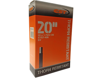 TUBE SV THORN RESISTANT 26 X 2.125 - Mackay Cycles - [product_SKU] - CST